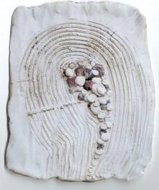 arch.n. 537 Rinascita 38 gres, cm 23x19 - anno 2003