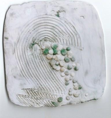 arch.n. 538 Rinascita 39 gres, cm 22x22 - anno 2003