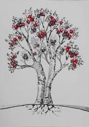 I buoni frutti, archivio n. 2001, cm 50x35, anno 2021