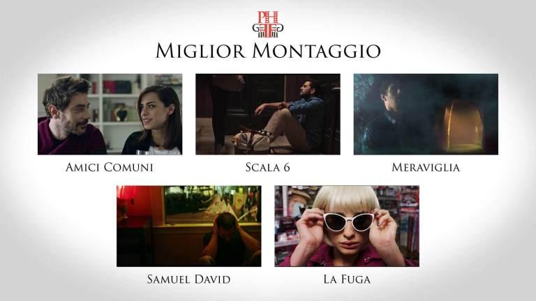 """""""Meraviglia"""" – nomination migliot montaggio al Phlegraean Film Festival 2018"""