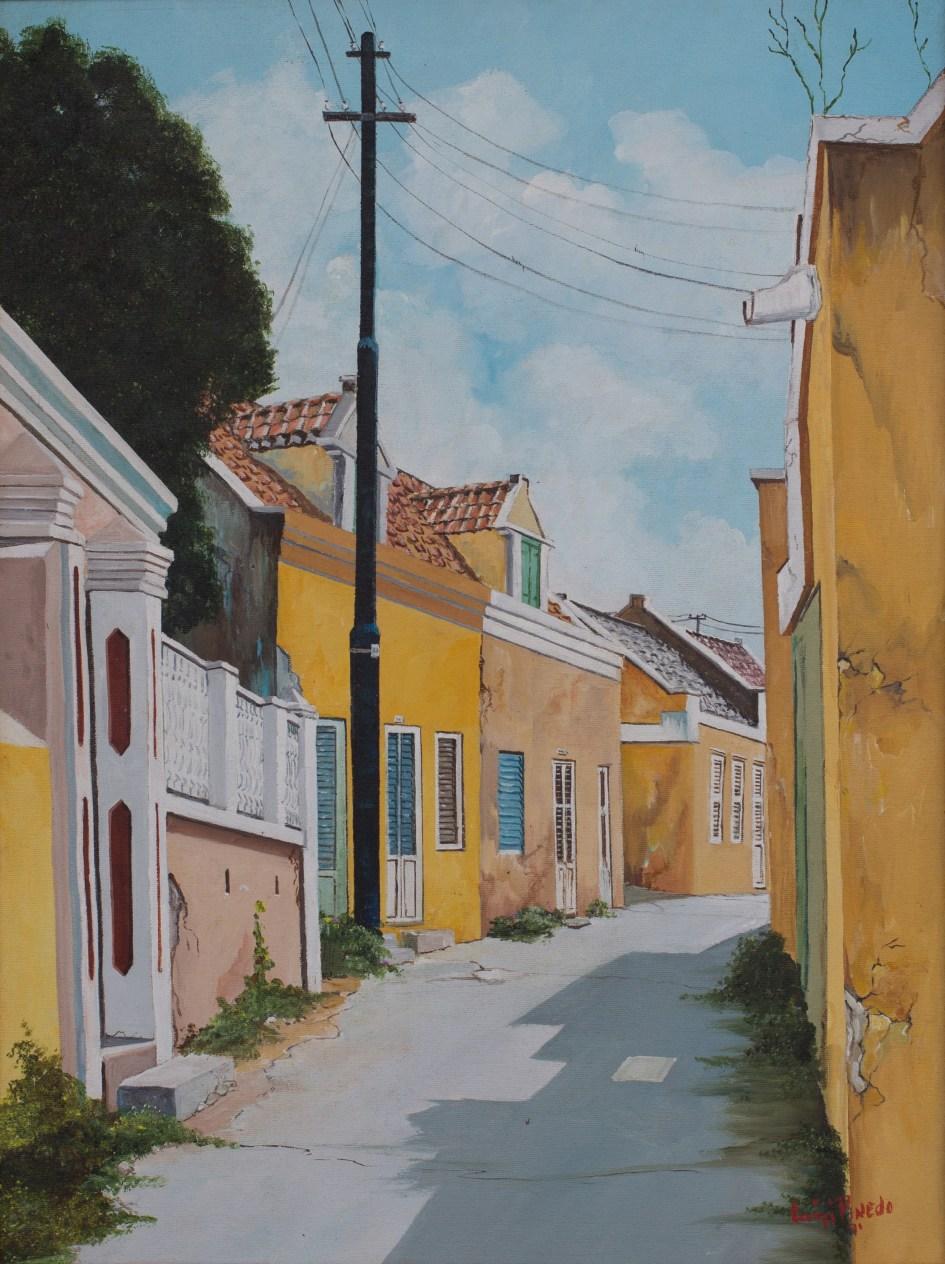 Street in Otrabanda