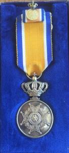 Orde in Oranje-Nassau in goud