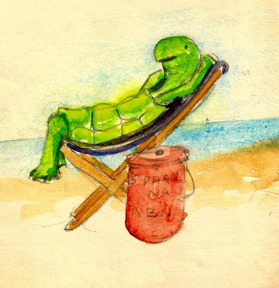 Sunbathing Morkoi