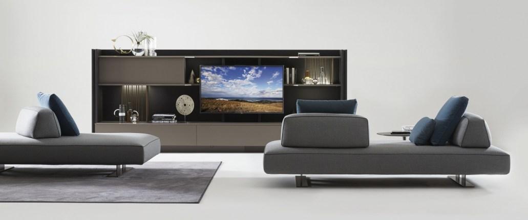 divano schienale mobile