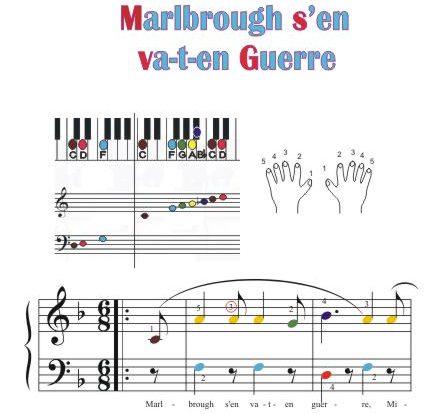 Marlbrough s'en va-t-en guerre1