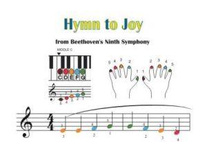 hymn to joy prevew