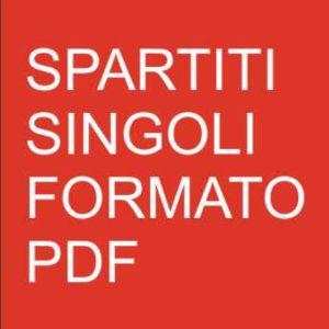 spartiti singoli pdf luiraffimarti