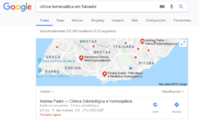 Como Aparecer nos Mapas do Google