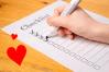 checklist-love