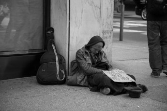 """Homeless"" by George Hodan"