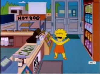 Lisa the Vegetarian 04
