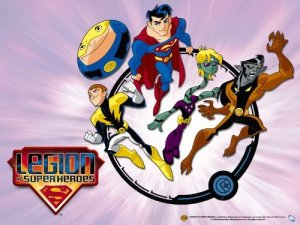 Thought on the Legion of Superheroes Animated Cartoon 02