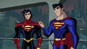 Thought on the Legion of Superheroes Animated Cartoon 03