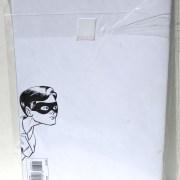 Batman '66 Sketchcover back