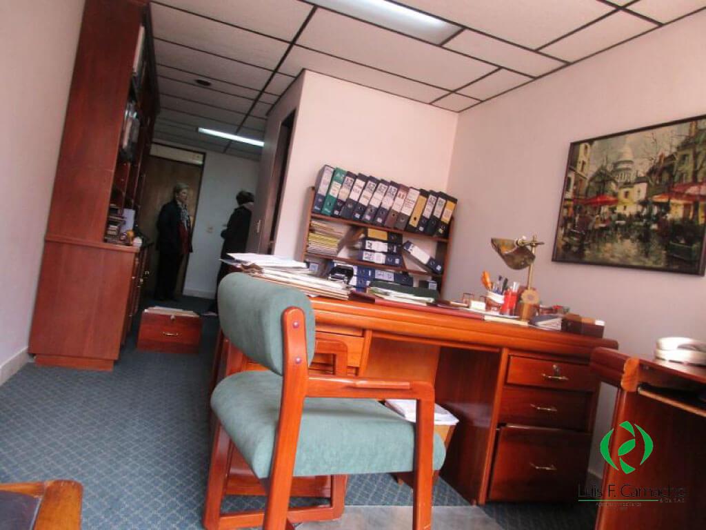 Oficina en Chico