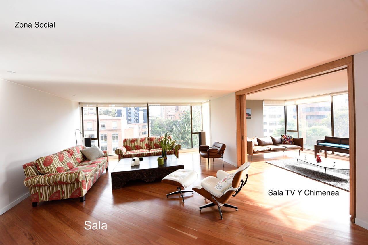 Apartamento la Cabrera