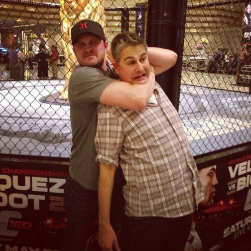 UFC160