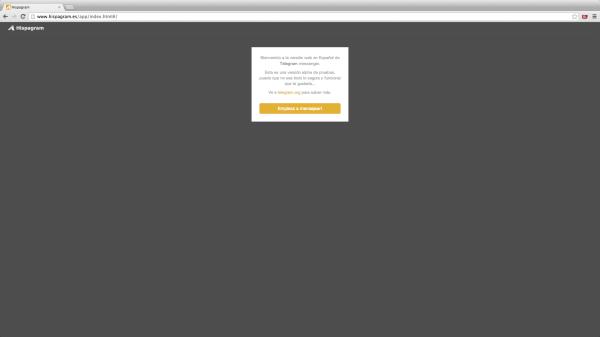 Hispagram web