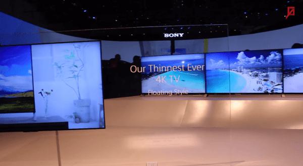 SONY XBR X900C desde el CES 2015   YouTube
