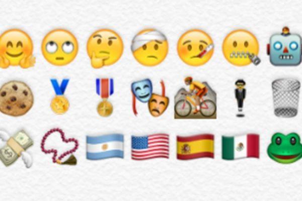 direcciones con emojis