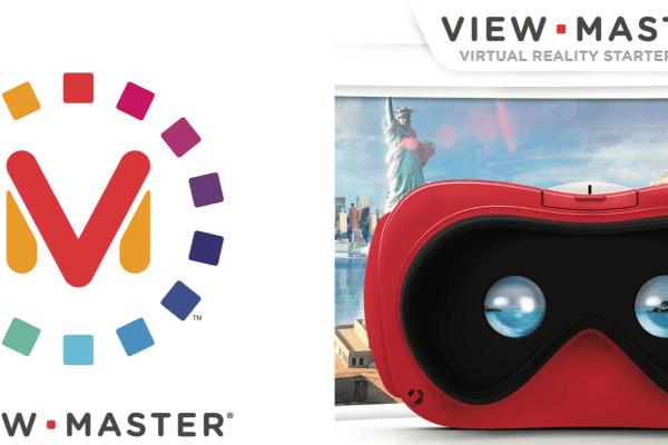 El View-Master ahora es un dispositivo de realidad virtual y se vende en las Apple Store