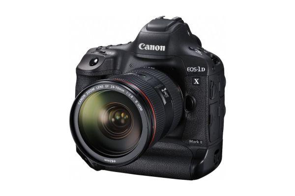 La nueva cámara Canon EOS-1D X Mark II