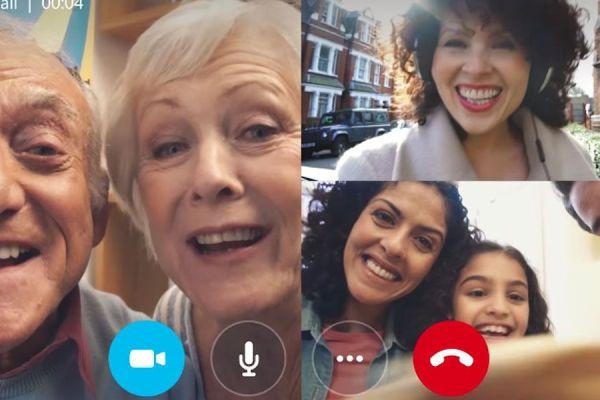 videollamadas de Skype