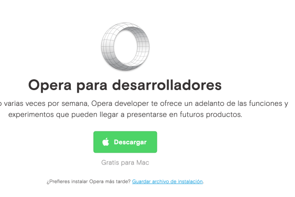 VPN Gratis de Opera