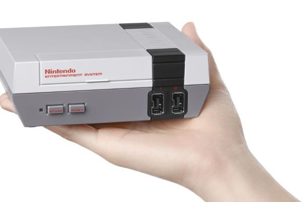 consola NES Classic Edition - hackear el NES Classic