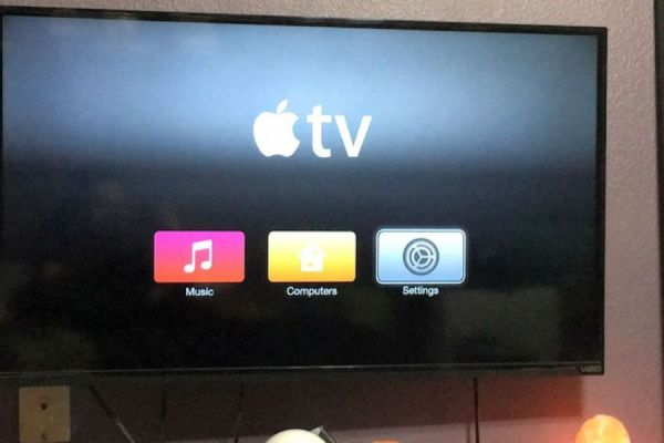 actualización para Apple TV