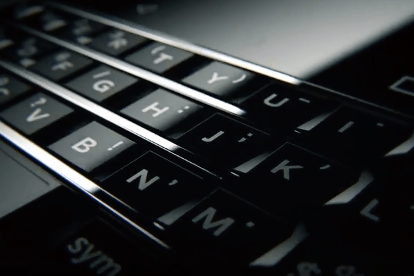Nuevo BlackBerry en el CES