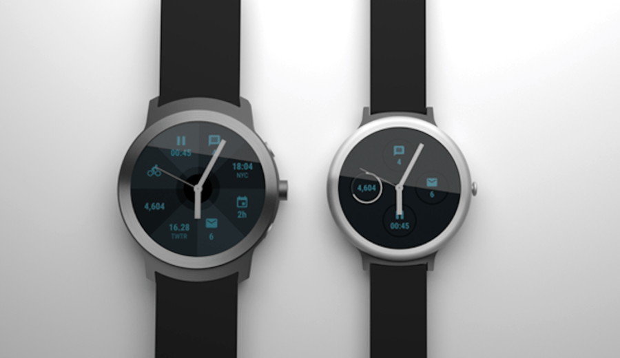 LG Android Wear