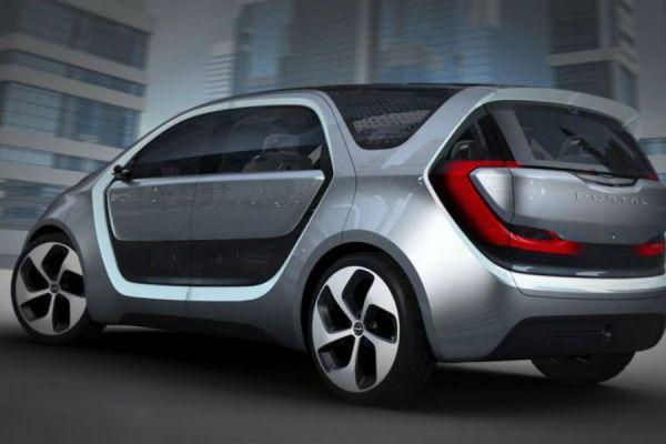 minivan autónoma Fyat Chrysler