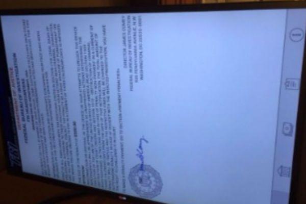 ransomware en televisores