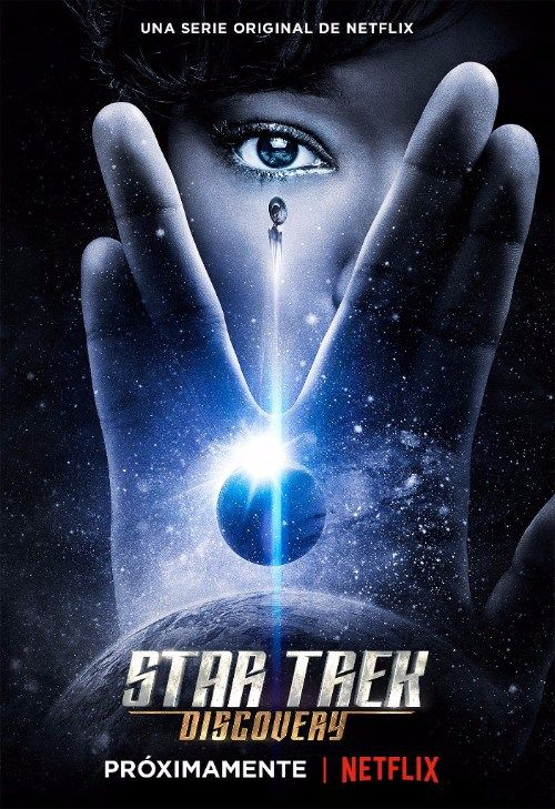 trailer de Star Trek Discovery