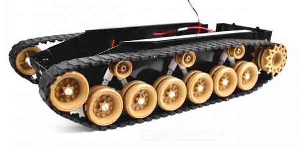 arduino proyecto tanque 3 - Electrogeek