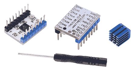 arduino tmc2100 tmc2130 tmc2208 componente - Electrogeek