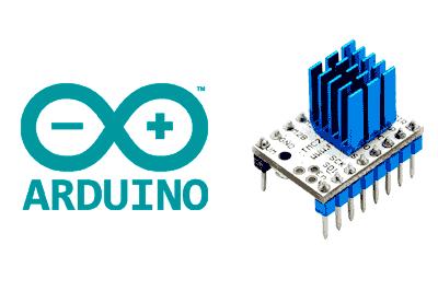arduino tmc2100 tmc2130 tmc2208 - Electrogeek