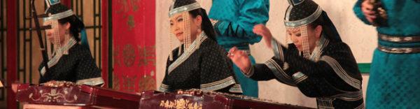 Na Mongólia, mulheres cantoras de overtone