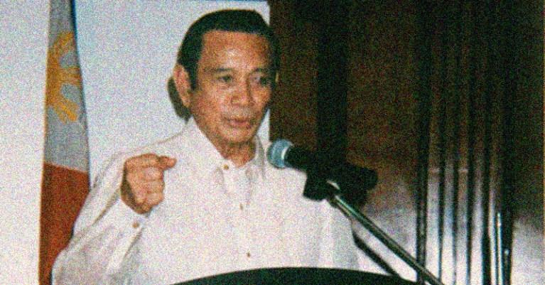Vice President Teofisto Guingona