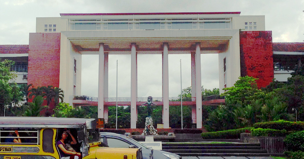 UP Diliman campus (Ederic Eder)