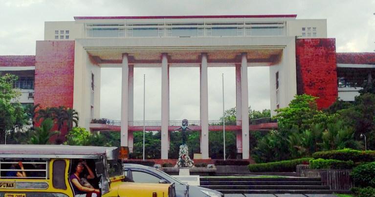 UP Diliman campus (Ederic Eder)