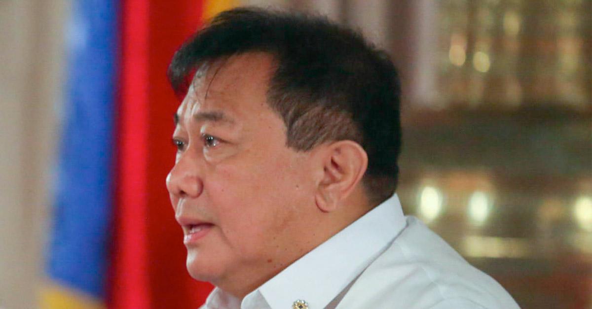 House Speaker Pantaleon Alvarez