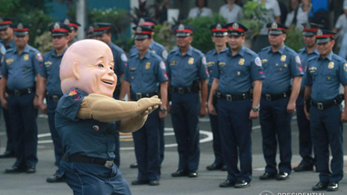 PNP mascot