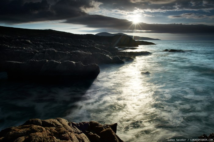 West coast, Isle of Harris, Outer Hebrides