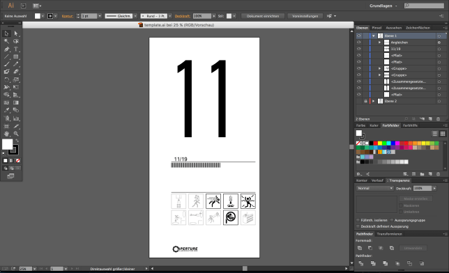 Illustrator Template
