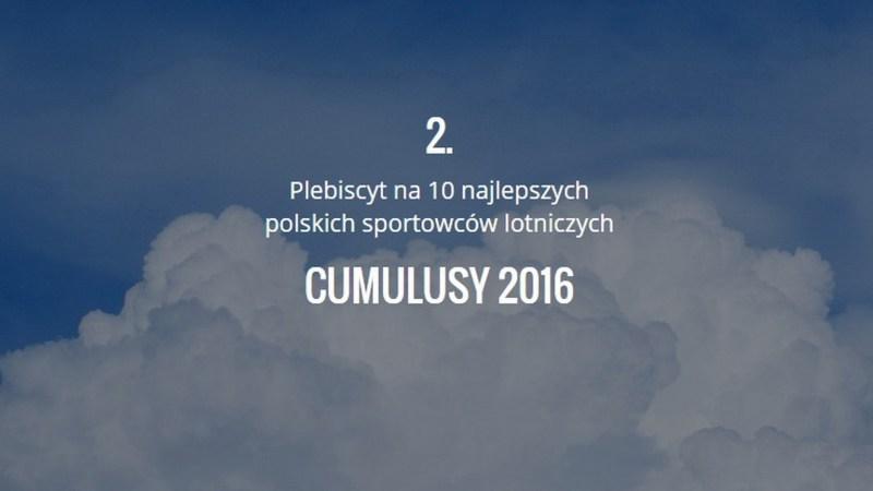 Permalink to:Cumulusy 2016 – 2. Plebiscyt na 10 najlepszych polskich sportowców lotniczych
