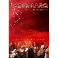 DVD: Landmarq Turbulence, photos from a live concert at Wyspianski Theatre, Katowice, Poland