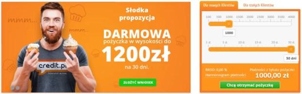 credit.pl chwilówka