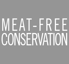 Meat-Free Conservation: how to act on climate change as an individual.
